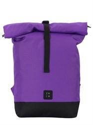 Рюкзак 312 (Роллтоп фиолетовый)
