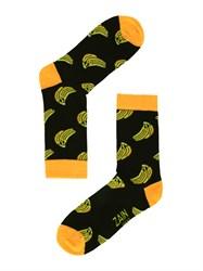 Носки Бананы ZAIN 033 черные